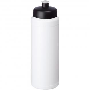 Bouteille de sport à simple paroi. Dispose d'un couvercle anti-déversement avec bec à système de pression-traction. Capacité de 750 ml. Couleurs à mélanger et assortir pour créer la bouteille parfaite. Contactez-nous pour plus d'options de couleurs. Fabriqué au Royaume-Uni.