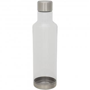 Duurzame enkelwandige Tritan ™ -fles. Gemaakt van stevig vlek- en geur resistent duurzaam BPA-free Eastman Tritan™ materiaal. Beschikt over een roestvrijstalen opschroefbare morsbestendige deksel. Perfecte opening voor ijsblokjes. BPA-vrij. Inhoud 740 ml. Geleverd in een Avenue geschenkverpakking.