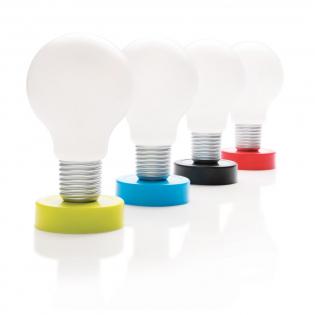 Verlicht uw bureau, kamer of keuken met deze witte LED push lamp. U kunt de lamp overal neerzetten en aan/uit doen met een simpele druk op de lamp. Inclusief 3 AAA batterijen.
