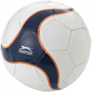 Slazenger voetbal met een coole moderne look. Twee-laags en 32 panenel. maat 5. Geleverd in polybag met handleiding. Exclusief ontwerp.