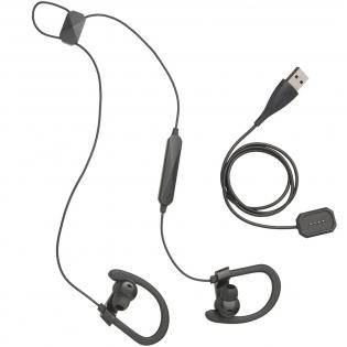 Arya draadloze oordopjes met ruisonderdrukking. De Arya Active Noise Cancelling oordopjes bieden kwalitatief Bluetooth geluid en active noise cancelling. De ANC (active noise cancelling) blokkeert geluid tot 20 decibel. Dit is genoeg om natuurlijke omgevingsgeluiden of het zoemende geluid van een vliegtuig te blokkeren. Het ANC kan worden geactiveerd door simpelweg de knop te verschuiven. De in the ear oortjes maken deze oordopjes comfortabel genoeg om ze de hele dag op kantoor of in de buitenlucht te dragen. De oordopjes zijn ook voorzien van ingebouwde muziekcontrole en een microfoon, waarmee u een oproep kunt beantwoorden, het volume kunt wijzigen en verder kunt gaan naar het volgende nummer zonder het verbonden apparaat aan te raken. Inclusief USB kabel, een tasje en extra oordopjes uiteinden. Bereik van Bluetooth® is 10 meter. ABS plastic.