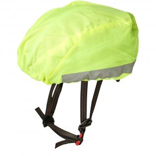 Ideale helmveiligheidshoes voor fietsers die de zichtbaarheid verhoogt. Gemaakt van hoogwaardig waterdicht WP 600 limegroen fluorescerend materiaal met reflecterende folie. Geselecteerde parameters worden getest volgens EN 13356:2001 Type 2.