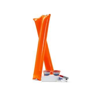 Brievenbus-supporterspakket Oranje
