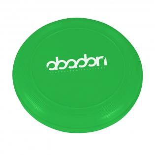 Kunststof frisbee.