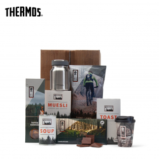 Keep it warm or cold with Thermos