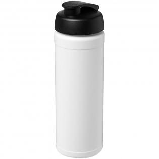 Enkelwandige sportfles. Heeft een morsvrije, flipcap deksel. Volume 750 ml. Mix en match kleuren om je perfecte fles te maken. Neem contact op met de klantenservice voor meer kleuropties. Gemaakt in het Verenigd Koninkrijk.