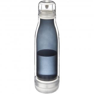 Op zoek naar een volledig zuivere drinkervaring? De Spirit Tritan ™ sportfles met glazen binnenwand is een pure manier om je hydratatie naar het volgende niveau te brengen. Dubbele wandconstructie van stevig vlek- en geur resistent duurzaam BPA-free Eastman Tritan™ materiaal. Inhoud 500 ml. Geleverd in een Avenue geschenkverpakking..
