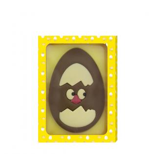 Chocolat Egg Cick Print