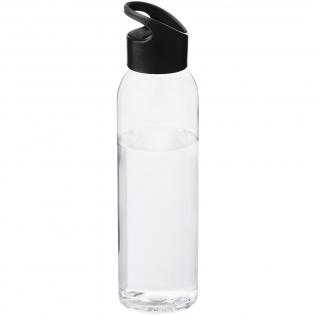 Enkelwandige fles met schroefdop. Gemaakt van stevig vlek- en geur resistent duurzaam BPA-free Eastman Tritan™ materiaal. Inhoud 650ml.