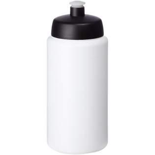 Einwandige Sportflasche mit integriertem Fingergriff-Design. Verfügt über einen auslaufsicheren Deckel mit Push-Pull-Tülle. Das Fassungsvermögen beträgt 500 ml. Mischen und kombinieren Sie Farben, um Ihre perfekte Flasche zu kreieren. Kontaktieren Sie uns bezüglich weiterer Farboptionen. Hergestellt in Großbritannien.