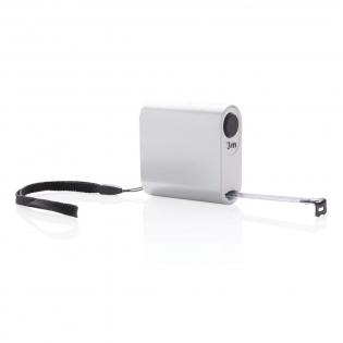 3m/13mm modernes Maßband aus Aluminium mit Auto-Stopp und Stopper Funktion und Handgelenkschlaufe.
