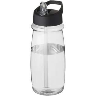 Einwandige Sportflasche in einer stylischen, gebogenen Form. Die Flasche ist aus recycelbarem PET-Material hergestellt. Verfügt über einen auslaufsicheren Deckel mit klappbarer Tülle. Sowohl die Flasche als auch der Deckel werden in Großbritannien hergestellt. Das Fassungsvermögen beträgt 600 ml. Mischen und kombinieren Sie Farben, um Ihre perfekte Flasche zu kreieren. Verpackt in einer heimkompostierbaren Tasche.