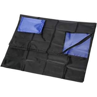 Couverture de pique-nique résistante à l'eau et ultra-compacte. Cette couverture 110x140cm se plie pour ne mesurer que 11x18cm et se range facilement dans la pochette fournie. Idéale pour les pique-niques, sorties et festivals.