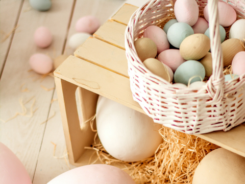 Coffrets de Pâques