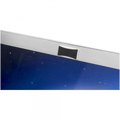 This camera blocker protects your digital life from hackers spying on you and prevents scratches on the camera. Simply align it with your webcam, attach it, and press firmly for a few seconds for a strong seal. Slide over to block/unblock camera. Does not prevent laptops from closing perfectly. Compatible with most laptops with camera. .