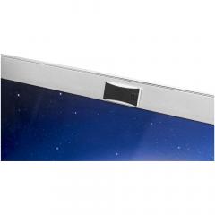 Cette protection pour webcam protège votre vie numérique contre les pirates qui vous espionnent et évite les rayures sur la webcam. Alignez-la simplement sur votre webcam, fixez-la et appuyez fermement pendant quelques secondes pour qu'elle colle bien. Faites coulisser pour masquer/dégager la webcam. N'empêche pas les ordinateurs portables de se fermer parfaitement. Compatible avec la plupart des ordinateurs portables avec webcam.