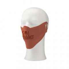 Komfortabler einlagiger Mundschutzmaske aus kühlem, atmungsaktivem und flexiblem Polyamid (55 %) und Polyester (45 %). Einheitsgröße, passend für die meisten Menschen. Beachten Sie, dass dieser Artikel nicht für den medizinischen Gebrauch geeignet ist und nicht als persönliche Schutzausrüstung (gemäß EU-Richtlinie 2016/425) gilt. Dieser Mund-Nasen-Schutz ist für den persönlichen Gebrauch und zur Minimierung der Übertragung von Flüssigkeiten auf andere bestimmt. Handwäsche empfohlen (um den Aufdruck zu erhalten).