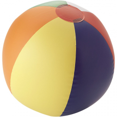 Inflatable beach ball compliant with EN71.