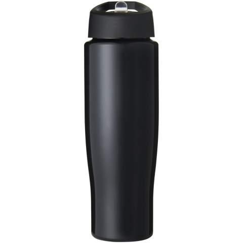 Einwandige Sportflasche mit einem stylischen, schlanken Design. Die Flasche ist aus recycelbarem PET-Material hergestellt. Verfügt über einen auslaufsicheren Deckel mit klappbarer Tülle. Das Fassungsvermögen beträgt 700 ml. Mischen und kombinieren Sie Farben, um Ihre perfekte Flasche zu kreieren. Kontaktieren Sie den Kundendienst für weitere Farboptionen. Hergestellt in Großbritannien. Verpackt in einem kompostierbaren Beutel.