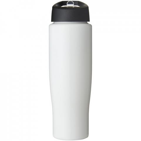 Enkelwandige sportfles met een stijlvol, gestroomlijnd ontwerp. Fles is gemaakt van recyclebaar PET materiaal. Met een morsvrije flipcapdeksel met open te trekken mondstuk. Volume 700 ml. Mix en match kleuren om je perfecte fles te maken. Neem contact op met de klantenservice voor meer kleuropties. Gemaakt in het Verenigd Koninkrijk. Verpakt in een thuis-composteerbare polybag.