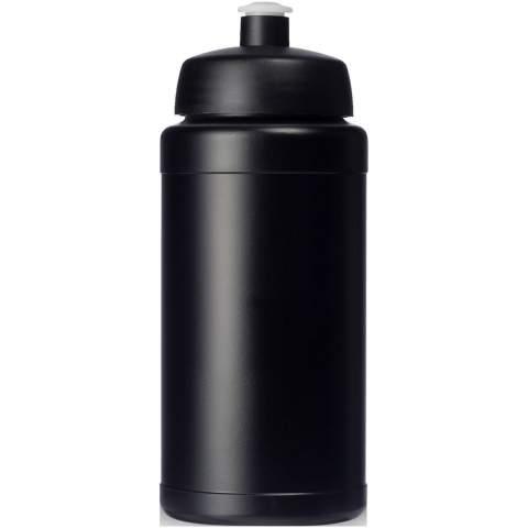 Enkelwandige sportfles. Met een morsvrije deksel met duw-en-trek mondstuk. Volumecapaciteit is 500 ml. Mix en match kleuren om je perfecte fles te maken. Neem contact op met ons voor meer kleuropties. Gemaakt in het Verenigd Koninkrijk.