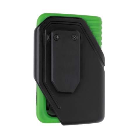 Set d'embouts avec 12 pcs et une extension en acier inoxydable (2 pouces). Les embouts contiennent: 3 clés TORX (10,15,25), 3 clés Allen ( 3mm, 4mm, 5 mm), 3 tournevis cruciforme (1.8mm, #0 #2), 3 tournevis plats (1.8 mm, #3 #5) avec un clip à ceinture pour attacher à la ceinture ou bien à la poche.